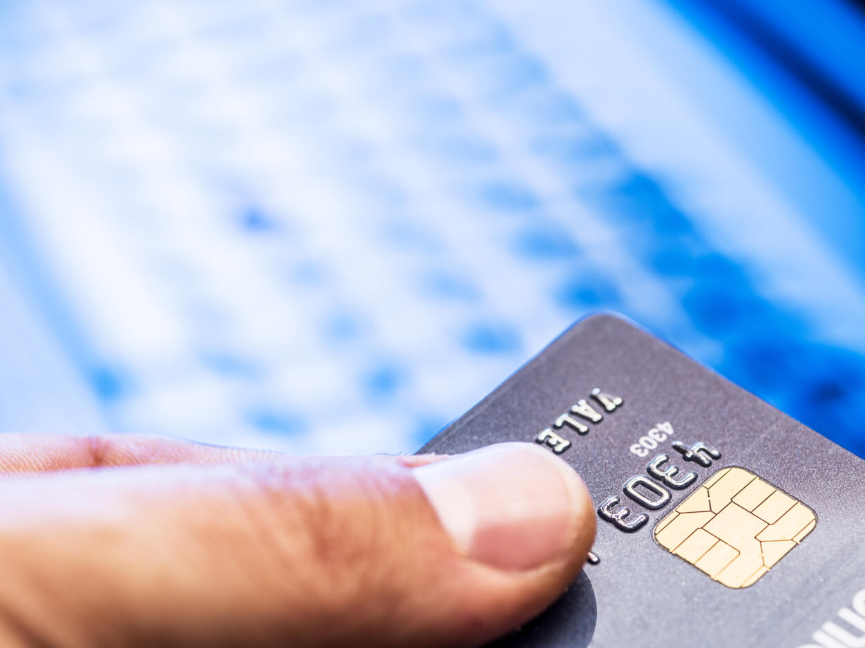 Get paid with debit cards.