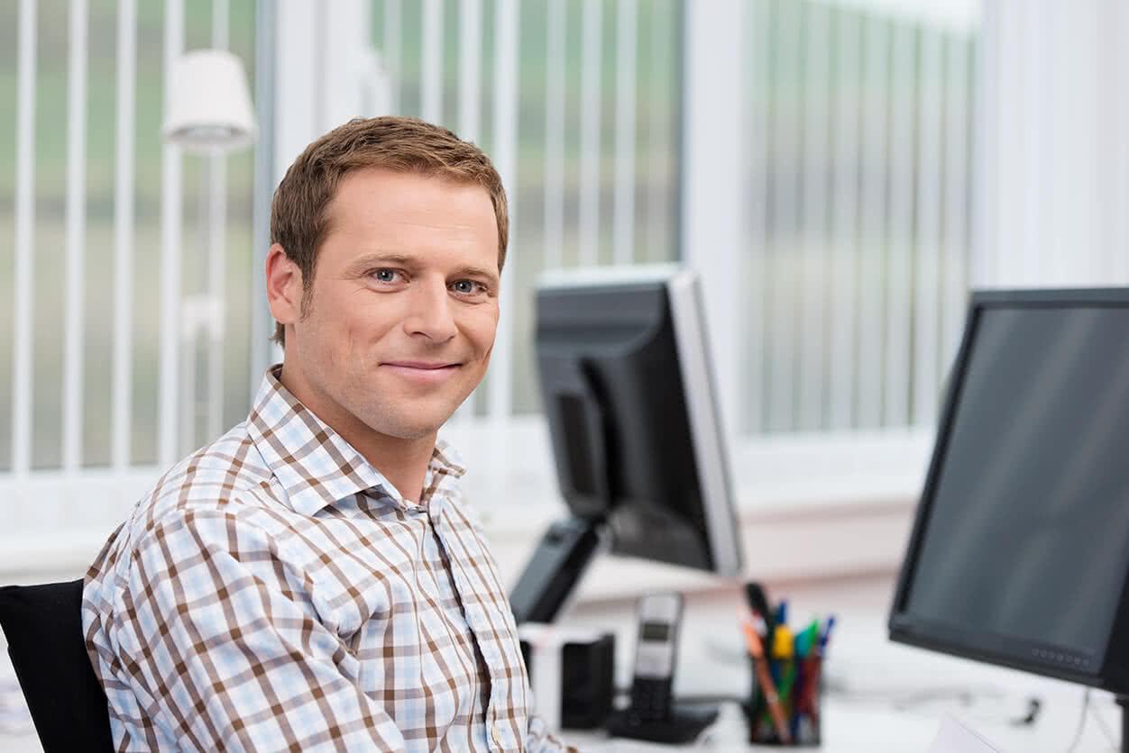 Employee online profile