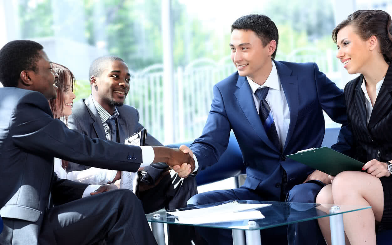 Hiring young business and executive professionals